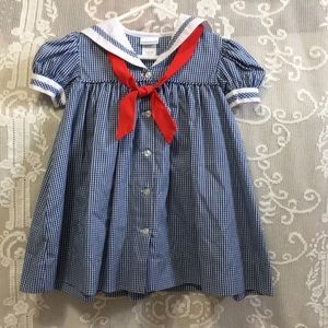 Girls Summer 2-PC Dress with Culottes EUC